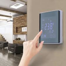 Suntouch Heated Floor Thermostat Manual by Programmable Thermostats Ebay