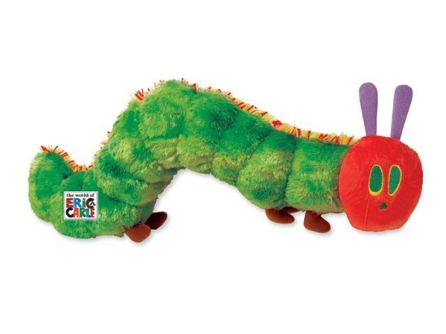 World of Eric Carle The Very Hungry Caterpillar Soft Toy - Large