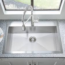 33x22 Undermount Kitchen Sink by Sinks Amusing Kitchen Sink 33x22 Kitchen Sink 33x22 Home Depot
