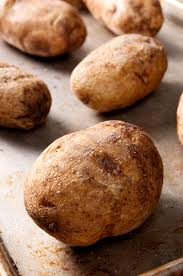 Perfect Baked Potato An Easy Recipe For Potatoes By Alton Brown
