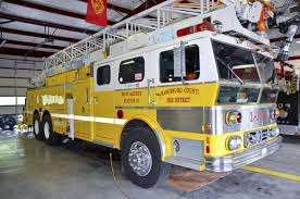 100 Fire Trucks Unlimited Ladder Truck Needed For Orangeburg County District Official