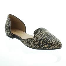 restricted glory ladies flats