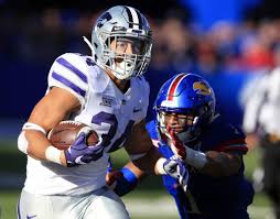 K State s Alex Barnes battles through injury plagued season