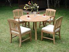 Broyhill Outdoor Patio Furniture by Teak Outdoor Furniture Ebay
