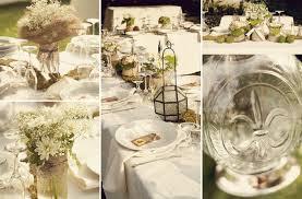 Enchanted Wedding Decor Using Mason Jars Ideabook By Onewed On OneWed