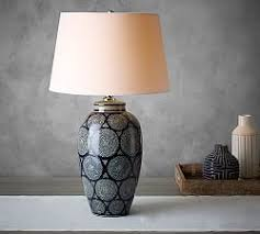 Pottery Barn Floor Lamp Assembly by Bedside Lamps Pottery Barn