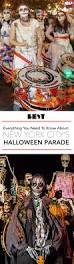 Greenwich Village Halloween Parade Thriller by 100 New York Halloween Party 2017 Ra Cielo New York