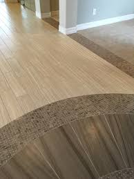 Types Of Transition Strips For Laminate Flooring by Awesome Dark Ideas Awesome Dark Ocean Pebble Tile Kitchen Floor