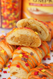 Pumpkin Puree Vs Easy Pumpkin Pie Mix by Cream Cheese Pumpkin Pie Crescent Rolls Big Bear U0027s Wife