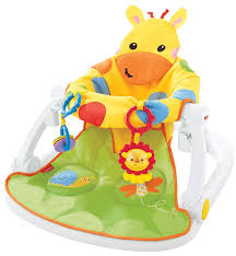 The Fisher-Price Giraffe Sit-Me-Up Floor Seat Is REDUCED ... Authentic Carolina Rocking Jfk Chair Pp Co Great Cdition Evenflo Journeylite Travel System In Zoo Friends Baby Kids My Quick Buy For Visitors Shop Evenflo Vill4 4 In 1 Playard Grey Online Riyadh Quatore High With Recling Seat Baby Standing Activity Table Bp Carl Mulfunctional Shopee Singapore 14 Newmom Musthaves No One Tells You About Symphony Convertible Car Porter Online At Graco Contempo Pears Exsaucer Jumperoo And Learn Activity Centre Safari
