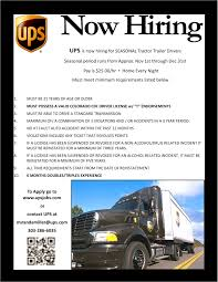 Illinois Truck Driving Jobs - Best Truck 2018 Is This The Best Type Of Cdl Trucking Job Drivers Love It United Parcel Service Wikipedia Truck Driving Jobs In Williston Nd 2018 Ohio Valley Upsers Ohiovalupsers Twitter Robots Could Replace 17 Million American Truckers In Next What Are Requirements For A At Ups Companies Short On Say Theyre Opens Seventh Driver Traing Facility Texas Slideshow Ky Truckdomeus Driver Salaries Rising On Surging Freight Demand Wsj Class A Image Kusaboshicom Does Teslas Automated Mean Truckers Wired