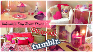 Easy Ways To Decorate Your Bedroom For Valentines Day Tumblr Pintrest Inspired
