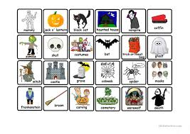 Halloween Brain Teasers Worksheets by 63 Free Esl Halloween Games Worksheets
