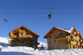 ski rental holidays la toussuire les chalets goelia