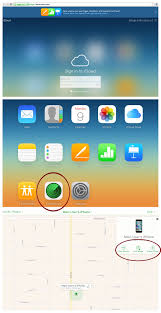 Find your lost iPhone or iPad e Page