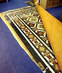 Carpet Tiles Edinburgh by Floor Tiles On The Floor Of The Former Buttercup Dairy Shop Blackhall