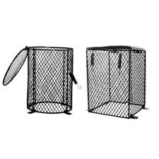 Reptile Heat Lamps Safety by Reptile One Heat Lamp Cage 46550 Picclick Au