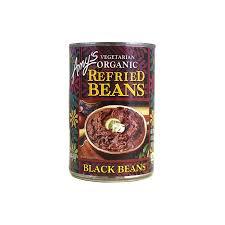The Best Offer Ever For Vegetarian Organic Refried Black Beans 154 Oz 437 Grams Can In Dubai Abu Dhabi Sharjah UAE Oman Saudi Arabia