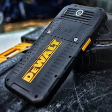 tool maker DeWalt launches its very own very rugged smartphone