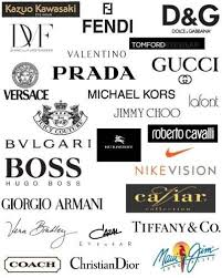 Designers And Their Logos Fashion Designer Names Pinterest Ideas