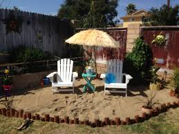 Love This Idea For A Backyard Beach, Pails, Folding Table ... White Rock Pathway Now Gravel Extends Thrghout Making The Backyard Beach Inexpensive And Beautiful Things I Have Design 1000 Ideas About On Pinterest Patio Covered Pictures Home A Party Modest Decoration Voeyball Court Fetching Outdoor Fire Pit Designs Coastal Living Retaing Walls Images Virginia Landscaping Theme Of Pool With Above Ground Pools Powder Room Bar