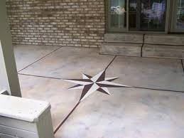 Best 25 Painted concrete patios ideas on Pinterest