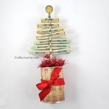 Making Christmas Tree Preservative by Money Origami Christmas Tree Rainforest Islands Ferry
