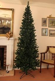 6ft Slim Christmas Tree by The Slim Mixed Pine Tree 5ft To 8ft