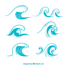 Ocean wave collection
