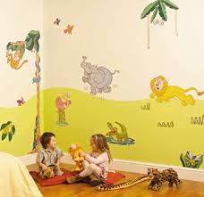décoration jungle chambre bébé sabine design sabine design decoration enfants adhesifs muraux