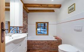 bauernhof sanierung badezimmer rustikal badezimmer