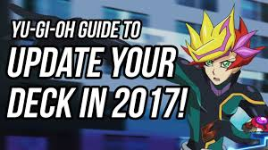 Top Ten Yugioh Decks 2017 by Yu Gi Oh How To Update Your Old Deck For 2017 Best Cards And