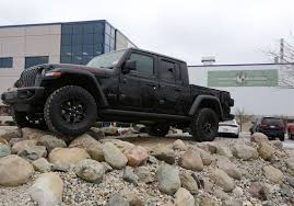 100 Jeep Truck New Gladiator Enters The Arena Toledo Blade