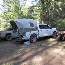 100 Canvas Truck Cap Kodiak Bed Tent 7206 55 To 68 Ft Camping Equipment