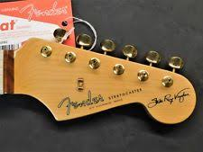 2007 Fender USA Stevie Ray Vaughn Stratocaster Pau Ferro Guitar NECK