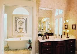 Bathroom Wall Decor Ideas Pinterest by Impressive Wall Design Master Bathroom Wall Decorating Bathroom