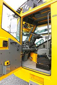 100 Truck Hoist Grove Unveils The TMS90002 Truck Crane