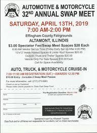 100 Illinois Auto Truck Saturday Swap Meet Altamont Hemmings Motor News