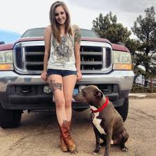 Ford Truck Girls – Blue Oval Trucks
