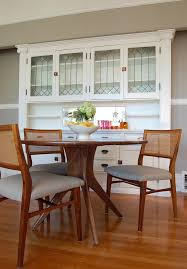 Rustic Buffet And Hutch Dining Room Transitional With Fruit Bowl Neutral Colors China Cabinet