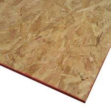 Oriented Strand Board Common 7 16 In X 2 Ft