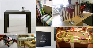 Used Ikea Lack Sofa Table by 16 Ways To Use The Ikea Lack Side Table All Around The House