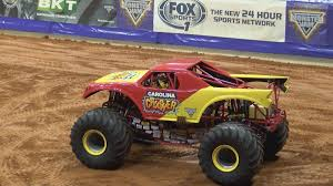 Monster Jam Invades Richmond Coliseum