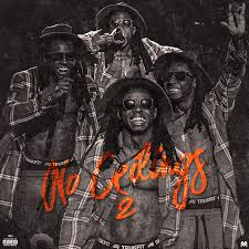 No Ceilings Mixtape 2 by No Ceilings 2 Cover Art