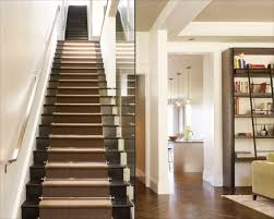 Making Stairs Safe. Ideas Attractive Deck Stairs Plus Iron Handrails For How To Build Kerala Home Design And Floor Planslike The Stained Glass Look On Living Room Stair Wall Design Hallway Pictures Staircase With Home Glossy Screen Glass Feat Dark Different Types Of Architecture Small Making Safe Wooden Stairs Steel Railing Interior Ideas Custom For Small Spaces By Smithworksdesign Etsy 10 Best Entryways Images Pinterest At Best Solution Teak