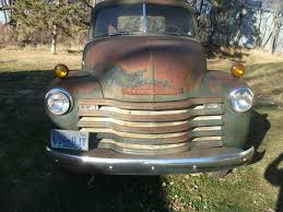 100 1951 Chevy Truck For Sale Chevrolet 3800 LONG BOX Pickup For Sale