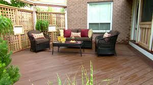 Patio Floor Ideas On A Budget by Diy Deck Building U0026 Patio Design Ideas Diy