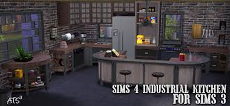 around the sims 3 custom content downloads objects kitchen