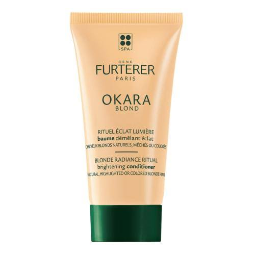 Furterer Okara Blonde Radiance Ritual Brightening Conditioner - 30ml