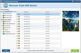 Free iPhone Data Recovery Free and software reviews